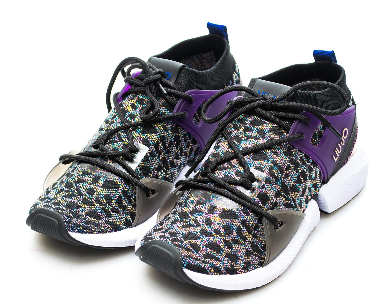 en el medio de la nada Opcional símbolo  Zapatillas Liu Jo Yulia 01 Leopardo Multicolor - ¡compra A Precios De Outlet !